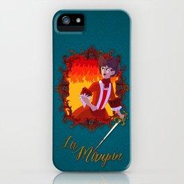 La Maupin iPhone Case