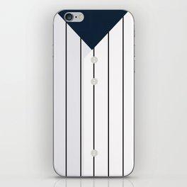 Baseball - NY Yankees iPhone Skin
