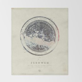 Fernweh Vol 6 Throw Blanket