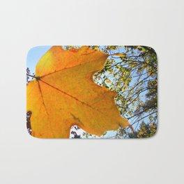 Falling Leaves Bath Mat