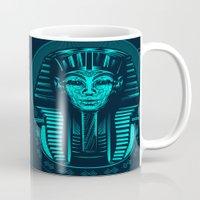 egypt Mugs featuring Egypt by nicksimon