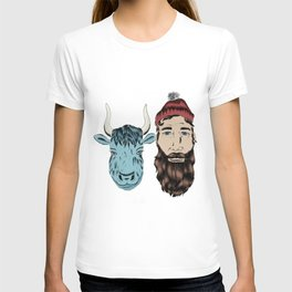 Paul and Babe T-shirt