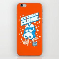 Ice Cream Clone iPhone & iPod Skin