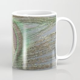 Peacock Feather No.1 | Feathers | Nadia Bonello | Ottawa | Canada Coffee Mug