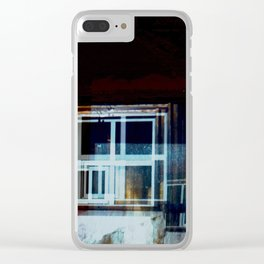 Skeletons in the Closet Clear iPhone Case