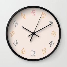 little fragments Wall Clock