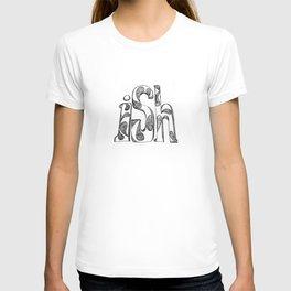 the iSh T-shirt