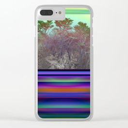 Point Lobos By Kenny Rego Clear iPhone Case