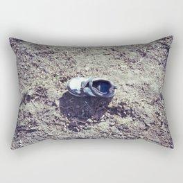 a shoe Rectangular Pillow