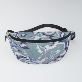 Oysters abstract Fanny Pack