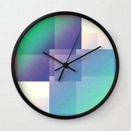P215M4 Wall Clock