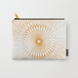 Mandala, Bicycle Wires 7 Carry-All Pouch