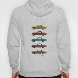 Five Studebakers Hoody