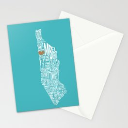 Morningside Heights Love Stationery Cards