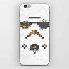 8-bit Trooper iPhone & iPod Skin
