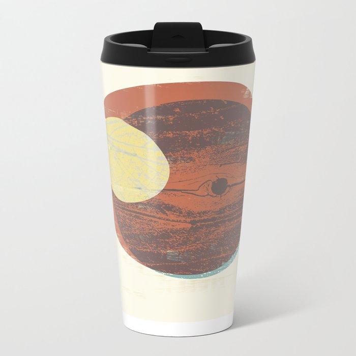 Fluid VII Metal Travel Mug