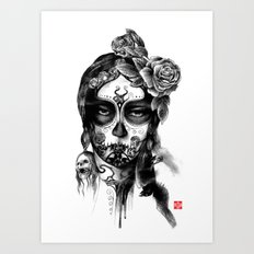 DEPARTURE LOUNGE no 3 Art Print