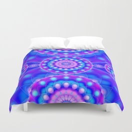 Psychedelic Visions G145 Duvet Cover