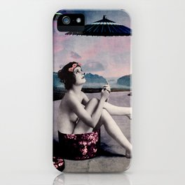 Conspiracy Theories  iPhone Case