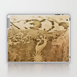 Goddess Lithograph Laptop & iPad Skin