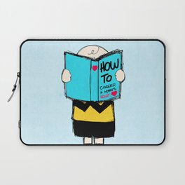 How to conquer a woman's heart Laptop Sleeve