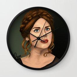 Lydia Martin Wall Clock