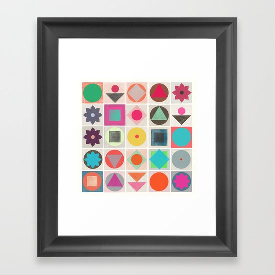 awake 4 Framed Art Print