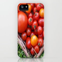 A TRAY OF GOODNESS iPhone Case