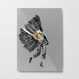 Orpheus Metal Print