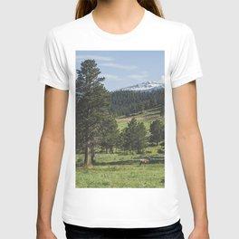 Rocky Mountain Elk T-shirt
