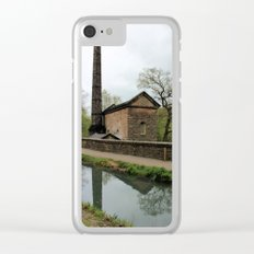 Industrial Revolution Clear iPhone Case