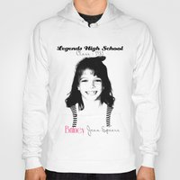 britney spears Hoodies featuring Britney Spears Baby Legend by franziskooo