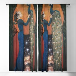Origin of Inspiration Blackout Curtain