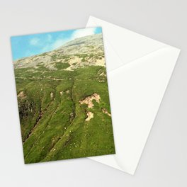 Climing the Ben Nevis, Fort William, Scotland | 1996 Analog photo | Fine art landscape photography Stationery Cards