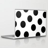 polka dot Laptop & iPad Skins featuring Polka Dot by JiaMiin Berglund