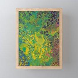 Hazy Window Framed Mini Art Print