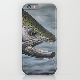 Always The Chase iPhone Case