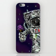 In Space No One Can Hear You Scream For Ice Cream iPhone & iPod Skin