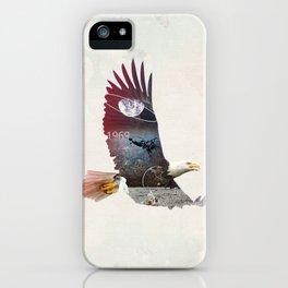 The Eagle iPhone Case