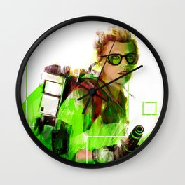 Jillian Holtzmann Wall Clock