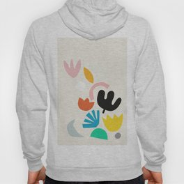 Floral Explosion Hoody