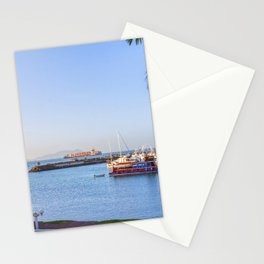 Entrance to Panama Canal Stationery Cards