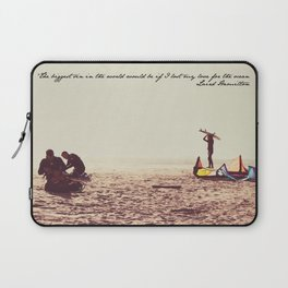 Surf Junkies Laptop Sleeve