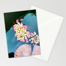 Water Lily Stationery Cards