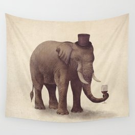 A Fine Vintage Wall Tapestry