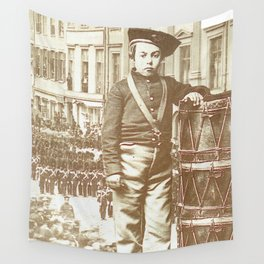 WAR CHILD Wall Tapestry