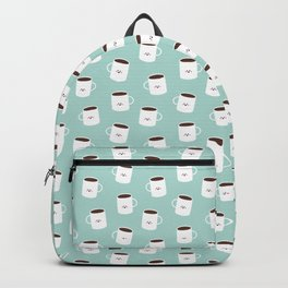 Kawaii Coffee Backpack