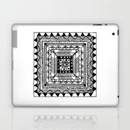 Square Pattern Laptop & iPad Skin