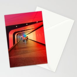 The Light Tunnel Stationery Cards