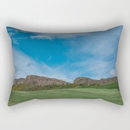 Salisbury Crags Rectangular Pillow
